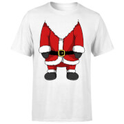 Click to view product details and reviews for Santa T Shirt White S White.