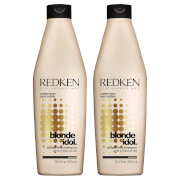 Redken Blonde Idol Shampoo Duo (2 x 300ml)