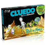 Image of Cluedo - Rick and Morty Edition