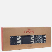 Levi's Men's 3 Pack Boxer Gift Box - Indigo