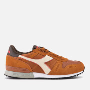 Diadora Men's Titan II Winter Pack Trainers - Chocolate Brown/Leather Brown