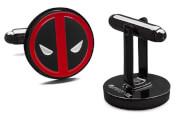 Boutons de Manchette Deadpool - Marvel