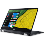 Image of Acer Spin 7 14 Inch Full HD Touchscreen 2-in-1 Laptop (Intel Core i7, 8GB RAM, 256GB SSD, Windows 10 64-Bit) - Black