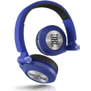 JBL Syncros E40BT Bluetooth On Ear Headphones - Blue