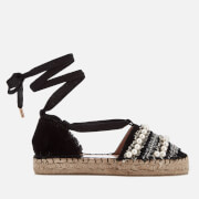 Miss KG Women's Diana Espadrille Sandals - Black - UK 5 - Black