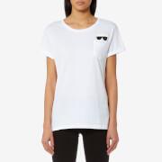 Karl Lagerfeld Women's Ikonik Choupette T-Shirt - White