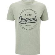 Jack & Jones Men's Originals Breezes T-Shirt - Iceberg Green