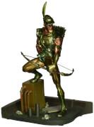DC Statue Green Arrow Mini Patina