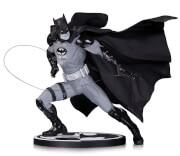 Statuette Batman Noir & Blanc par Ivan Reis - DC Comics