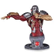 DC Statue Super Villains Deadshot Bust - 17cm
