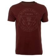 Dissident Men's Gamo T-Shirt - Lava Flow