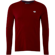 Le Shark Men's Lambeth Long Sleeve T-Shirt - LS Red