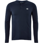 Le Shark Men's Kirkwood Long Sleeve T-Shirt - True Navy