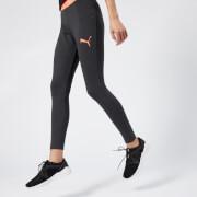 Puma Women's Active Banded Leggings - Dark Grey Heather