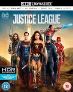Justice League - 4K Ultra HD (Includes Digital Download)