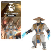 Mortal Kombat Raiden Action Figure