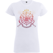 Harry Potter Draco Dormiens Nunquam Titillandus Women's White T-Shirt