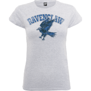 Harry Potter Ravenclaw Women's Grey T-Shirt