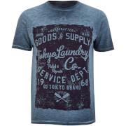 Tokyo Laundry Men's Rochester Springs T-Shirt - Dark Denim
