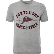 Tokyo Laundry Men's Springfield T-Shirt - Light Grey Marl