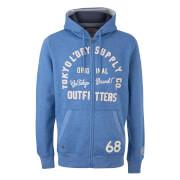 Tokyo Laundry Men's Marshall Bay Hoody - Federal Blue