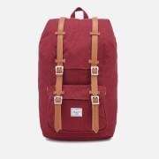 Herschel Supply Co. Men's Little America Backpack - Wine/Tan