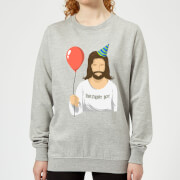 Birthday Boy Women's Sweatshirt - Grey
