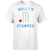 Well Im Stumped T-Shirt - White