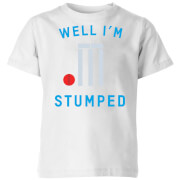 Well Im Stumped Kids' T-Shirt - White