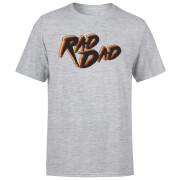 Rad dad t shirt grey xxl gris