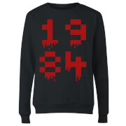 1984 Gaming Women's Sweatshirt - Black - L - Black