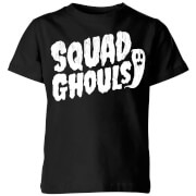 Squad Ghouls Kids' T-Shirt - Black