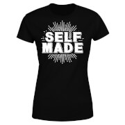 Self Made Women's T-Shirt - Black