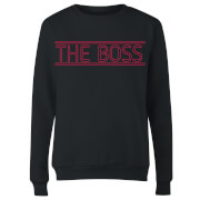 The Boss Women's Sweatshirt - Black