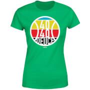 40 40 Deuce Women's T-Shirt - Kelly Green - L - Kelly Green