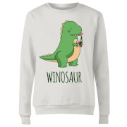 Winosaur Women's Sweatshirt - White