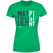 Match Point Women's T-Shirt - Kelly Green