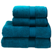 Christy Supreme Hygro Towel Range - Kingfisher