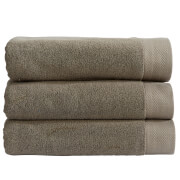 Christy Luxe Towel Range - Soot