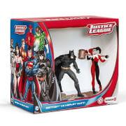 Schleich Batman Vs. Harley Quinn Scenery Pack