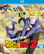 Dragon Ball Z: Season 4