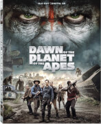 Rise Of The Planet Of The Apes / Dawn Of Planet Of