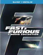 Fast & Furious 7-Movie Collection