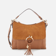 See By Chloé Women's Medium Joan Shoulder Bag - Caramelo