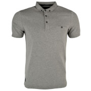 Polo Homme Dalwood Dissident - Gris Chiné