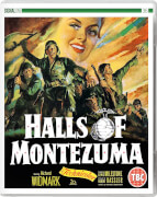 Halls of Montezuma (Dual Format Edition)