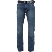 Jean Homme Borromini Ceinture Smith & Jones - Bleu Denim
