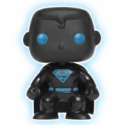 DC Justice League Superman Glow in the Dark Silhouette EXC Pop! Vinyl Figure