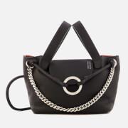 meli melo Women's Linked Thela Mini Tote Bag - Black