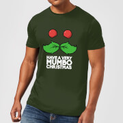 Click to view product details and reviews for Mumbo Jumbo Have A Mumbo Christmas Green T Shirt M Green.